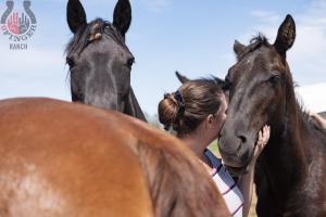 horse_kiss