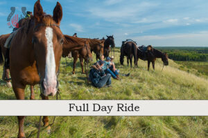 Full day ride