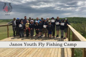2020 Janos Youth Fly Fishing Camp
