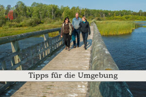 Read more about the article Tipps für die Umgebung