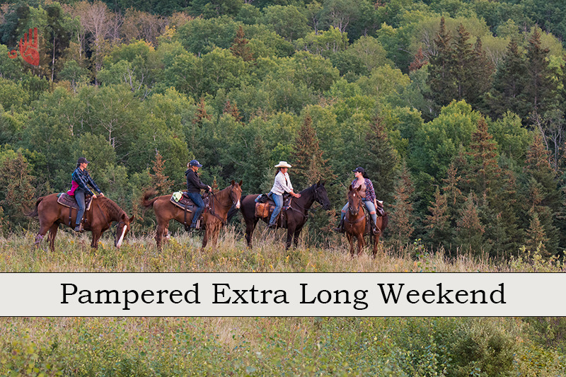 Pampered Extra Long Weekend Stay 2021