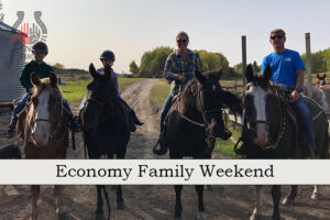 Read more about the article Economy Family Weekend 2021