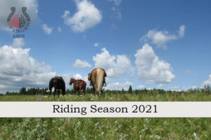 Read more about the article Riding season 2021: Here we go!